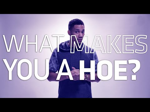 What Makes You A Hoe? - All Def Digital's Taboo Questions