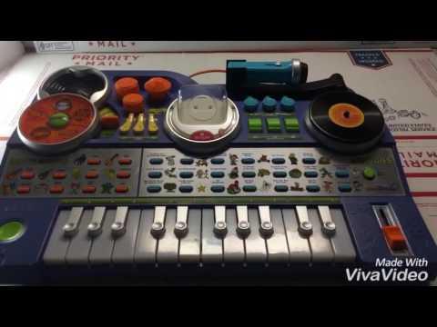 Vtech Kidijamz Studio