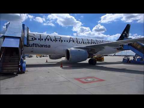 Lufthansa Milan (MXP) to Munich [Airbus A320-200]