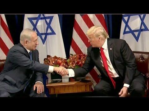 Trump puts 'Israel first' agenda over American interests