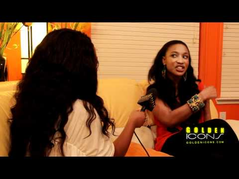Tonto Dikeh's Exclusive Interview with Golden Icons