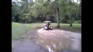Standing Stone Golf Course Flooding