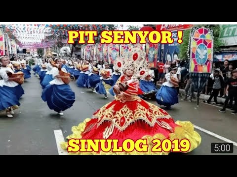 SINULOG FESTIVAL 2019 | THE MOST POPULAR FESTIVAL IN THE PHILIPPINES