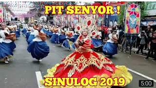 SINULOG 2019 GRAND PARADE STREET DANCE PIT SENYOR