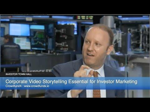 CrowdfundX CEO Darren Marble talks AI Investor Marketing & Myomo Inc's IPO