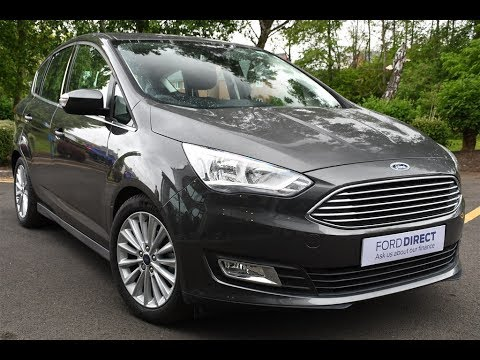 used ford c max 1 5 tdci titanium 5dr magnetic 2016 youtube. Black Bedroom Furniture Sets. Home Design Ideas