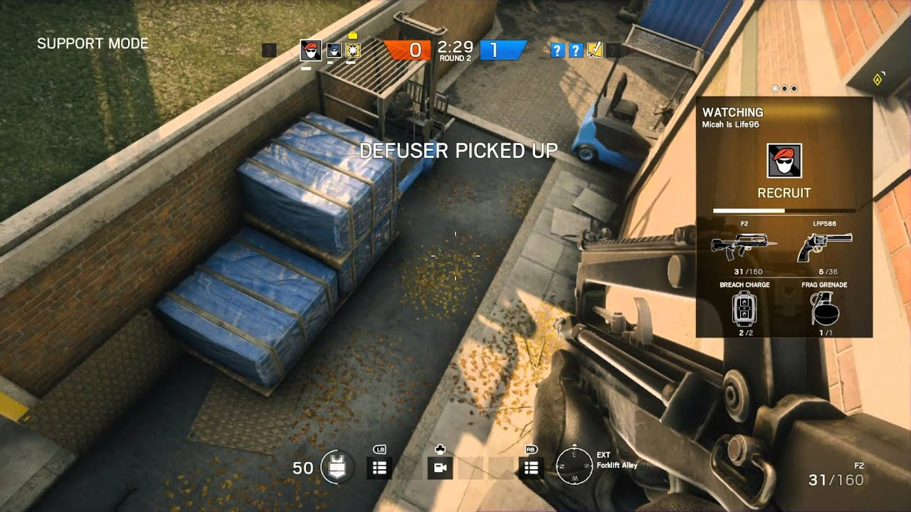 rainvow six siege how to join friends