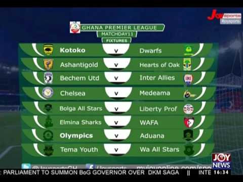 Ghana Premier League Standings - The Pulse Sports (7-4-17)