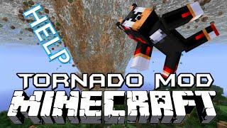 Да разгледаме #11 | Minecraft - Epic Tornado Mod |