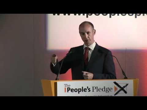 Dan Hannan MEP, People