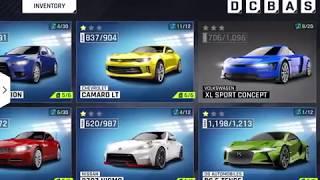 Asphalt 9 | CARS