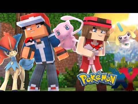 Minecraft: Pokemon X Y - CAPTURANDO TODOS OS LENDARIOS #68