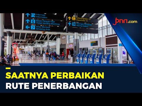 Pandemi, Momentum Penataan Rute Penerbangan untuk Pariwisata