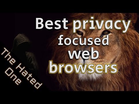 Top 5 Google Chrome alternatives | Best privacy focused web browsers review | Degoogleify