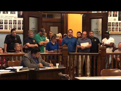 Firefighters in Holyoke seek return to bargaining after Council rejects contract funding
