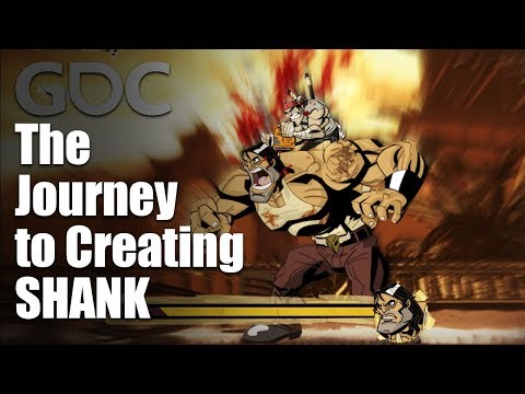 The Journey to Creating SHANK