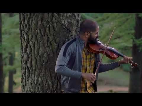 Sundari Kannal Oru Sethi - Violin Cover   Govind Vasantha