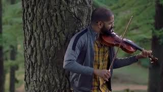 Sundari Kannal Oru Sethi - Violin Cover | Govind Vasantha