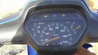 Lifan 125cc top speed