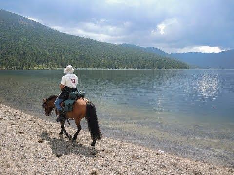 Mongolia Horseback Adventure for Wilderness Conservation