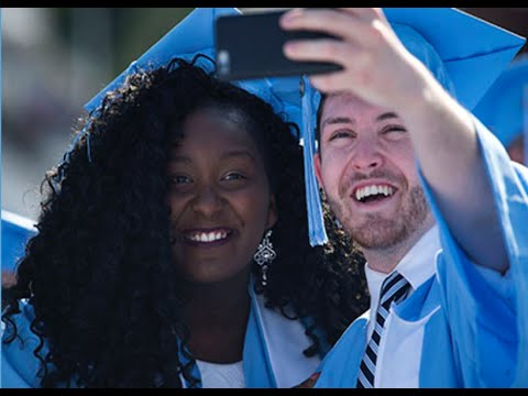 2016 Spring Commencement Ceremony | UNC-Chapel Hill