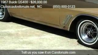 1967 Buick GS400  - for sale in , NC 27603 #VNclassics