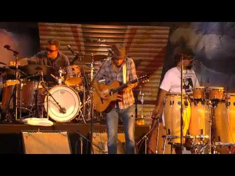 Jason Mraz - Farm Aid - FULL SHOW - 2009