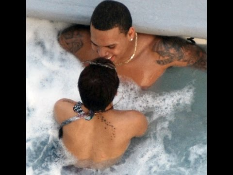 Chris Brown - Young Love   l Ft. Chris & Rihanna Collage