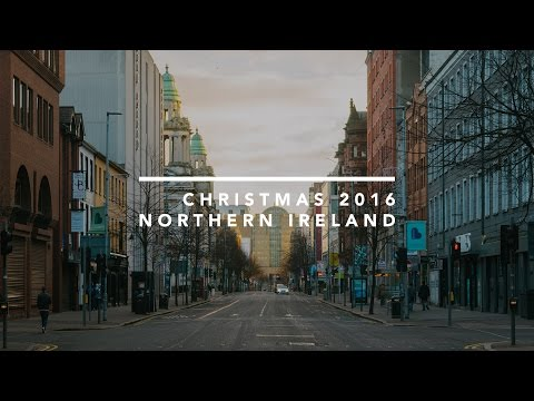 THIS COULD BE THE YEAR // CHRISTMAS 2016 IN NORTHERN IRELAND