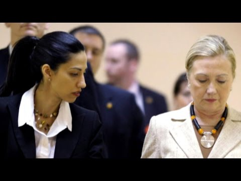 """Huma Abedin opens up to """"CBS Sunday Morning"""" about being """"the ..."""