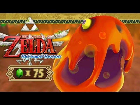 Volcano Summit || The Legend of Zelda: Skyward Sword - #75