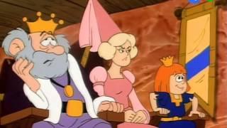 Смурфики (5 сезон) - серия 135 - Первое слово Крошки