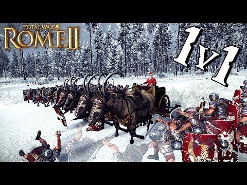 --THE FOURTH DAY OF CHRISTMAS--  Roman Legions vs Santa Holiday Special