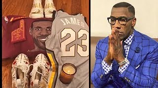 Shannon Sharpe Reacts To LeBron James Forcing Game 7 vs Celtics With 46 Points