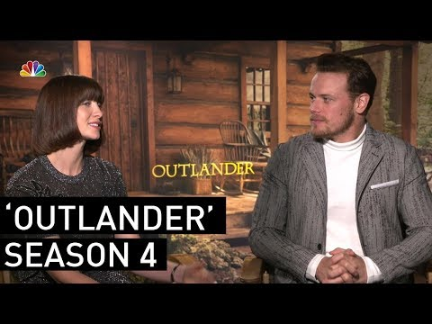 Outlander: What Relationship Advice Do the Stars Have For Claire and Jamie?