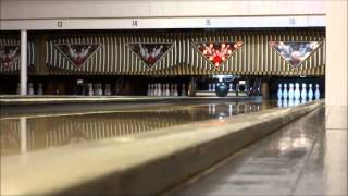 Old School Bowling - AMF 82-30 Pinspotters & Above ground ball returns!