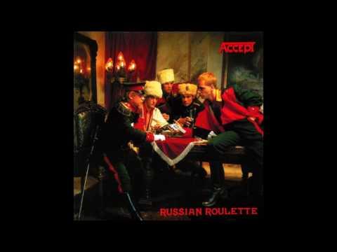 Accept - Russian Roulette (FULL ALBUM) [HD]