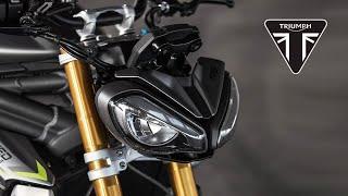 2021 Triumph Speed Triple 1200 RS - FIRST LOOK / WALKAROUND