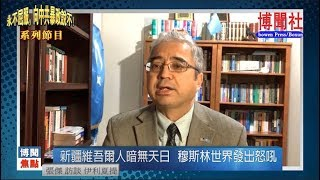 伊利夏提:新疆维吾尔人暗无天日 穆斯林世界发出怒吼(第一集)