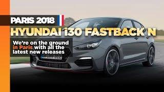 Hyundai i30 Fastback N makes Paris debut