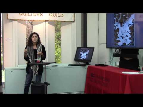 Comics, Culture, & Society lecture: Leila Abdelrazaq
