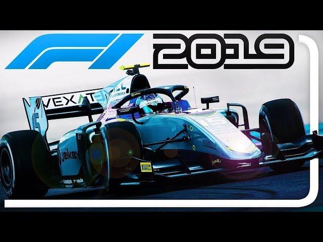 F1 2019 GIGA TESZT 🔥 13 ÓRÁS LIVE 🏆 !nyereményjáték | 2.rész