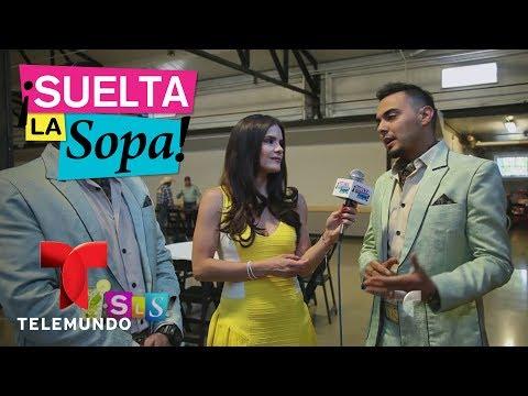 Banda el Recódo quiere cantar con Maluma | Suelta La Sopa | Entretenimiento