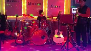 (알피네음악여행)김선화(드럼),정상호(색소폰)-그대발길머무는곳에