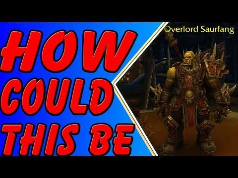 World of Warcraft Betrayer revealed