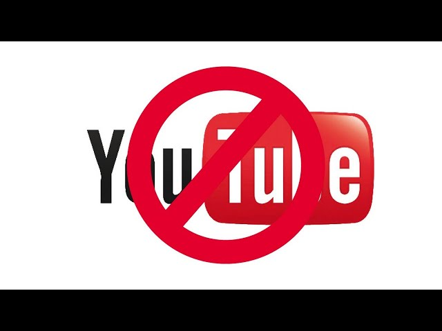 YOUTUBE NOUS CENSURE ENCORE !