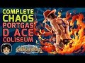 Walkthrough for the Complete Chaos Portgas D. Ace Coliseum [One Piece Treasure Cruise]