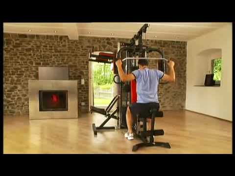 Demovideo Fitnessstation Multigym Youtube
