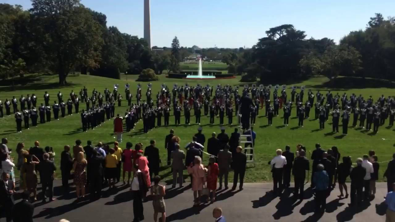 """Tennessee State University's Aristocrat of Bands """"Let's Stay Together"""""""