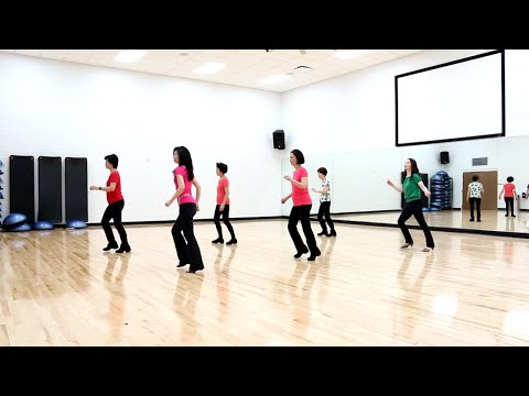 South Of The Border - Line Dance (Dance & Teach In English & 中文)